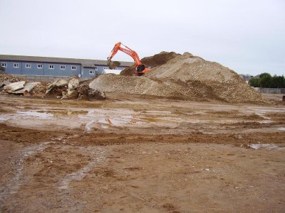 View Project  - Midas Homes - Holmans Yard  - 350,000m3 - Camborne