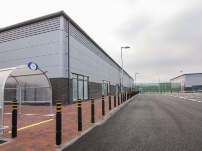 View Project  - Mi-Space (UK) Limited - Binhamy Retail Park, Bude