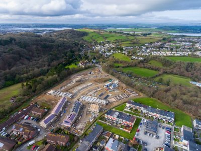 View Project  - Galliford Try Partnership - Tamerton Foliot, Plymouth