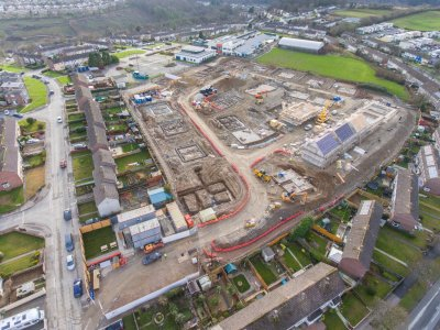 View Project  - Galliford Try Partnership - Southway, Plymouth