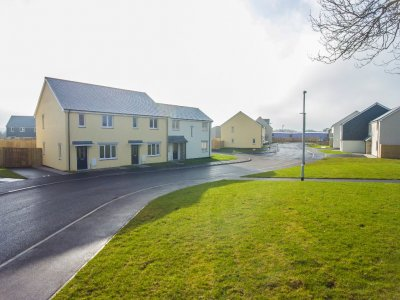 View Project  - Gilbert & Goode - The Old Primary School, Camelford - 40 New Houses