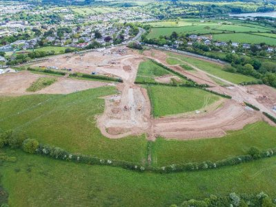 View Project  - Persimmon Homes - Tolgarrick Farm, Truro