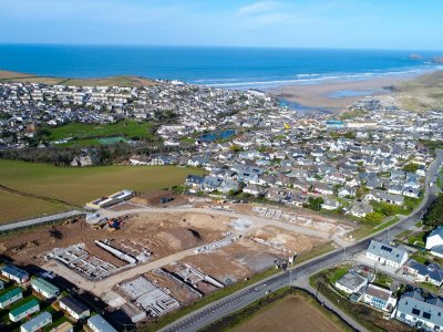 View Project  - Galliford Try - Liskey Hill, Perranporth